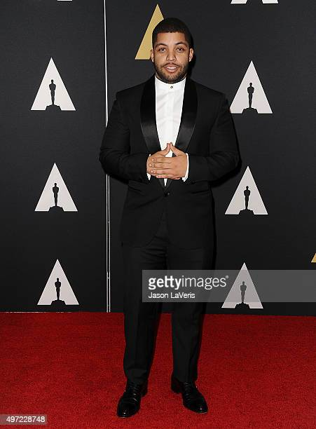 Actor O'Shea Jackson Jr attends the 7th annual Governors Awards at The Ray Dolby Ballroom at Hollywood Highland Center on November 14 2015 in...