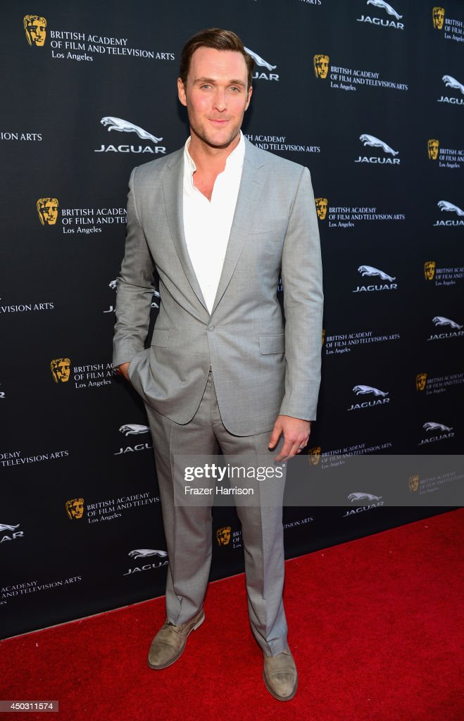 Actor <a gi-track='captionPersonalityLinkClicked' href=/galleries/search?phrase=Owain+Yeoman&family=editorial&specificpeople=742684 ng-click='$event.stopPropagation()'>Owain Yeoman</a> attends BFTA LA Garden Party at British Consul Generals Residence on June 8, 2014 in Los Angeles, California.