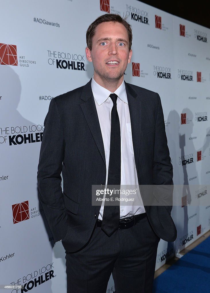 Actor Owen Benjamin arrives to the 18th Annual Art Directors Guild Exellence In Production Design Awards at The Beverly Hilton Hotel on February 8...