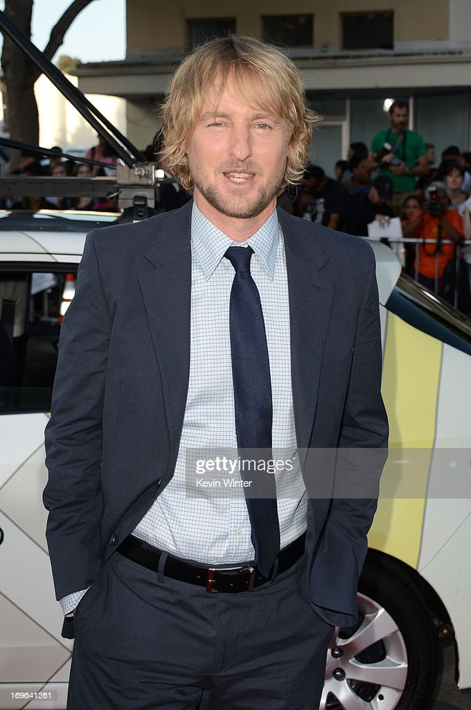 Actor Owen Wilson arrives at the premiere of Twentieth Century Fox's 'The Internship' at Regency Village Theatre on May 29, 2013 in Westwood, California.