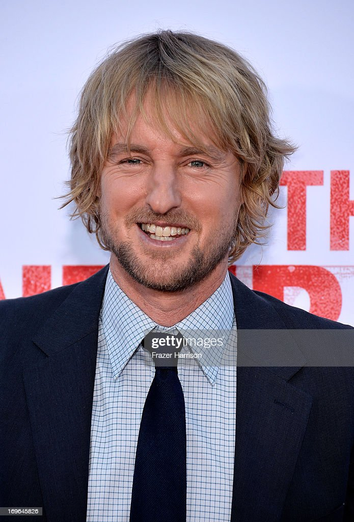 Actor Owen Wilson arrives at the Premiere Of Twentieth Century Fox's 'The Internship' on May 29, 2013 in Westwood, California.