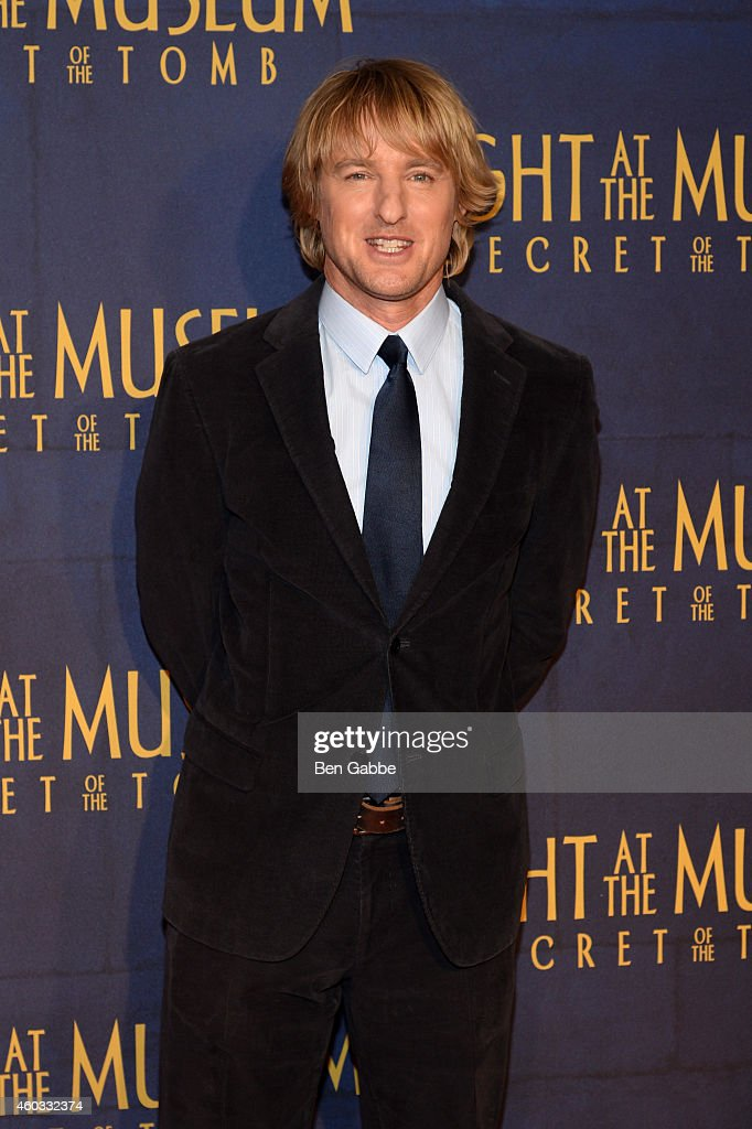 """Night At The Museum: Secret Of The Tomb"" New York Premiere - Inside Arrivals"