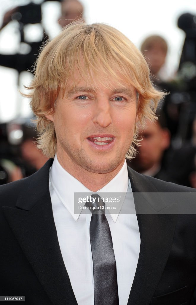 Actor Owen Wilson attends the Opening Ceremony and 'Midnight In Paris' Premiere at the Palais des Festivals during the 64th Cannes Film Festival on May 11, 2011 in Cannes, France.