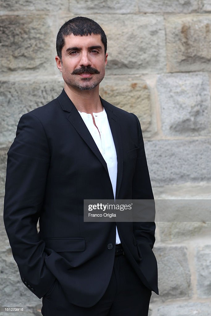 Actor Ozcan Deniz from the film 'Araf - Somewhere In Between' poses during the 69th Venice Film Festival at the Cinecitta Luce space on September 5, 2012 in Venice, Italy.