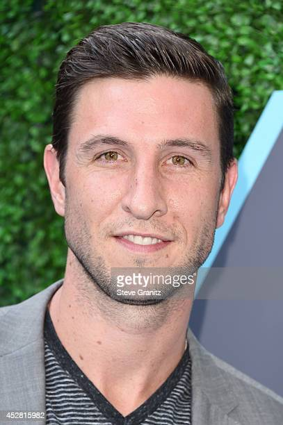 Actor Pablo Schreiber attends the 2014 Young Hollywood Awards held at The Wiltern on July 27 2014 in Los Angeles California