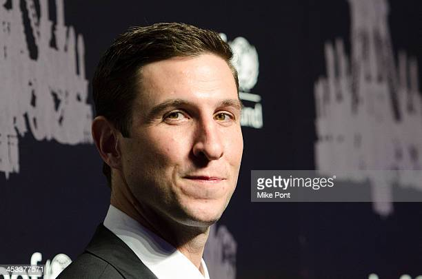 Actor Pablo Schreiber attends the 9th annual UNICEF Snowflake Ball at Cipriani Wall Street on December 3 2013 in New York City