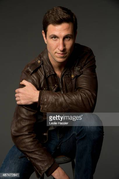Actor Pablo Schreiber is photographed at the Tribeca Film Festival on April 18 2014 in New York City