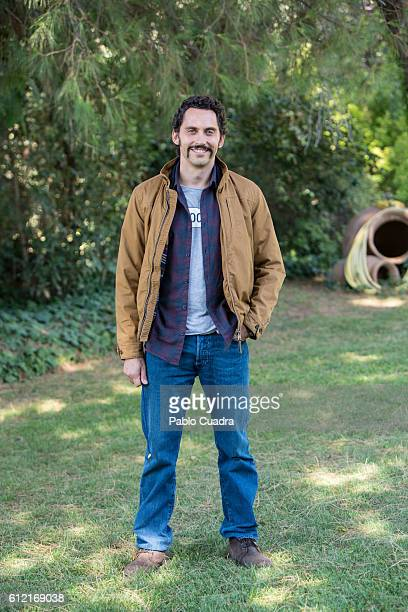 Actor Paco Leon attends the 'Toc Toc' photocall on October 3 2016 in Madrid Spain