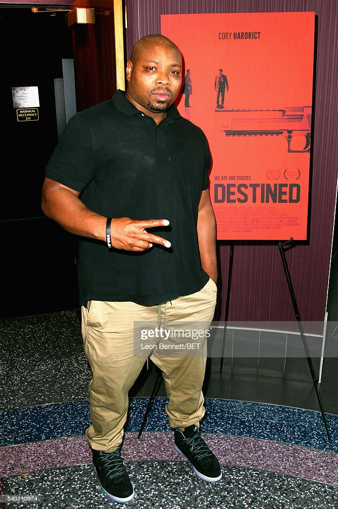 Actor Page Kennedy attends the ABFF Encore @ BET Experience Screening 'Destined' during the 2016 BET Experience on June 25, 2016 in Los Angeles, California.