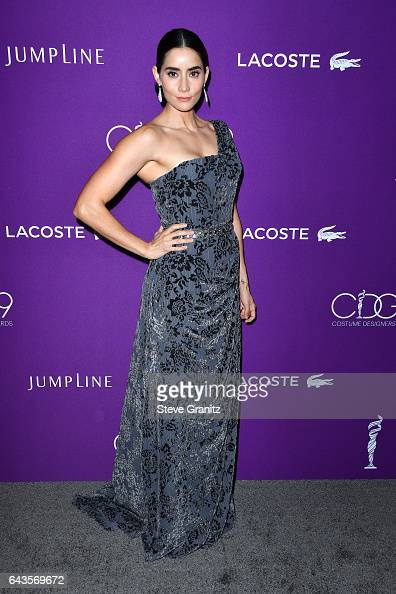 Actor Paola Nunez attends The 19th CDGA with Presenting Sponsor LACOSTE at The Beverly Hilton Hotel on February 21 2017 in Beverly Hills California