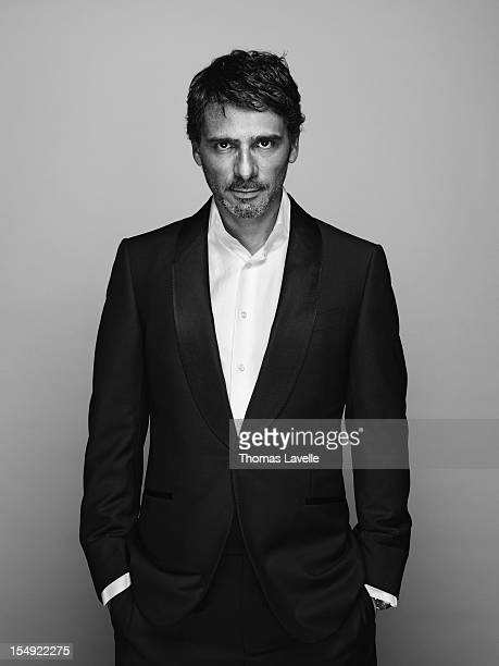 Actor Pascal Elbe is photographed for EDGAR Magazine on May 15 2012 in Paris France