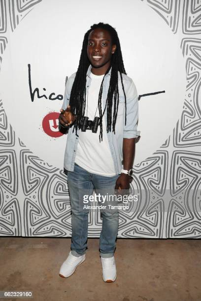 Actor Patrick Decile attends The Nicole Miller 2017 Spring Collection At The Underground Lauderdale Fashion Weekend Brought To You By The Greater...