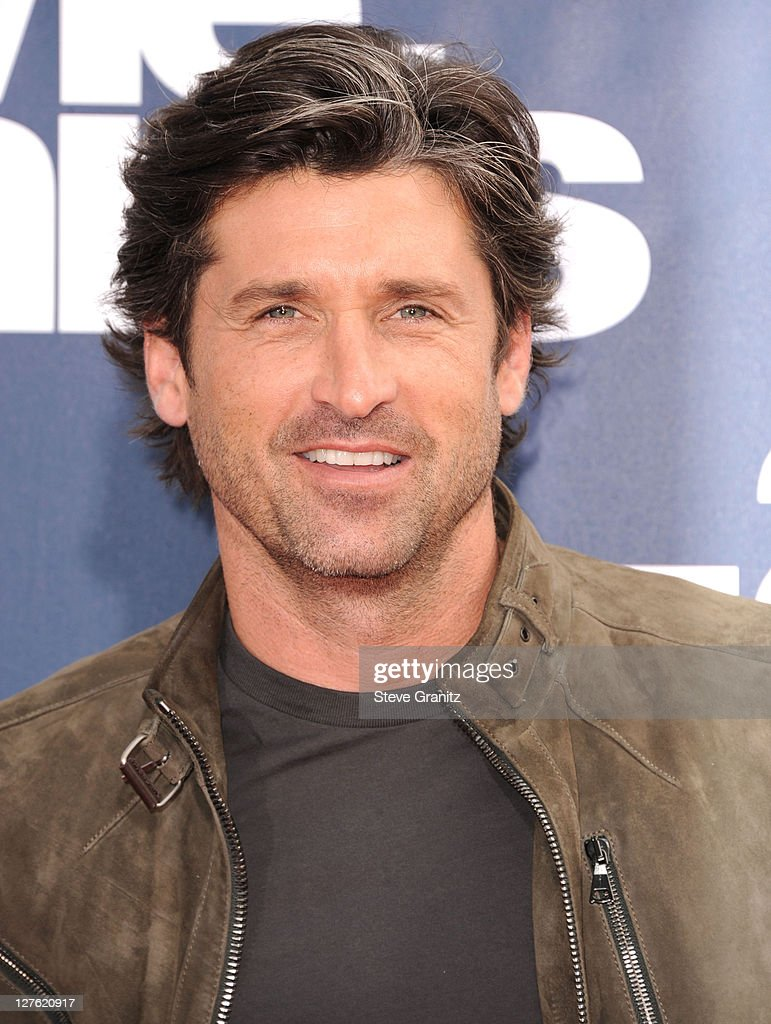 Actor Patrick Dempsey arrives at the 2011 MTV Movie Awards at Universal Studios' Gibson Amphitheatre on June 5, 2011 in Universal City, California.