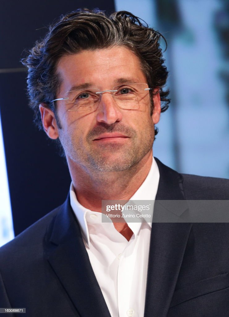 Patrick Dempsey Silhouette Photocall