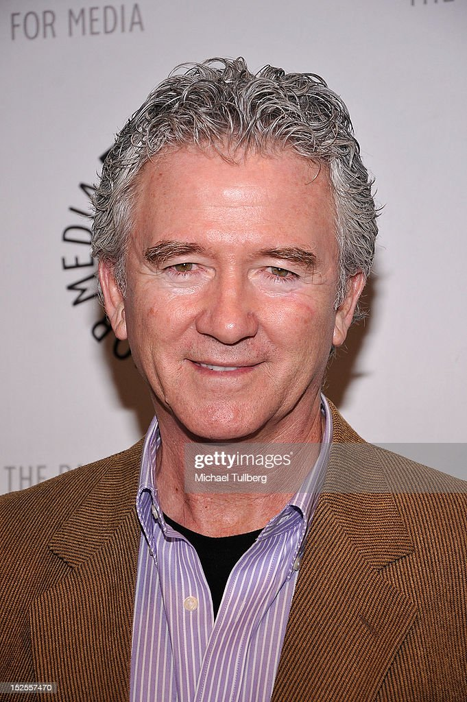 Actor Patrick Duffy arrives at a screening of the classic TV show 'The Man From Atlantis' as part of The Retro TV Action-Adventure-Thon at The Paley Center for Media on September 21, 2012 in Beverly Hills, California.