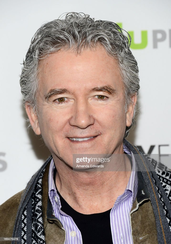 Actor <a gi-track='captionPersonalityLinkClicked' href=/galleries/search?phrase=Patrick+Duffy+-+Actor&family=editorial&specificpeople=224536 ng-click='$event.stopPropagation()'>Patrick Duffy</a> arrives at the 30th Annual PaleyFest: The William S. Paley Television Festival featuring 'Dallas' at Saban Theatre on March 10, 2013 in Beverly Hills, California.