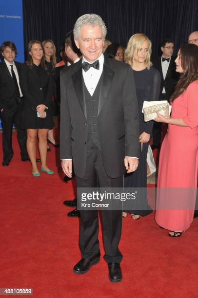 Actor Patrick Duffy attends the 100th Annual White House Correspondents' Association Dinner at the Washington Hilton on May 3 2014 in Washington DC