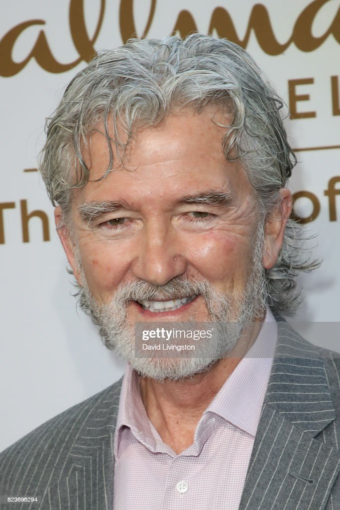 Actor Patrick Duffy attends the Hallmark Channel and Hallmark Movies and Mysteries 2017 Summer TCA Tour on July 27, 2017 in Beverly Hills, California.
