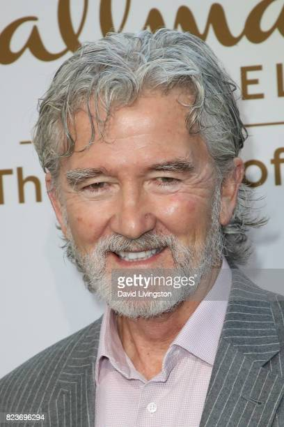 Actor Patrick Duffy attends the Hallmark Channel and Hallmark Movies and Mysteries 2017 Summer TCA Tour on July 27 2017 in Beverly Hills California