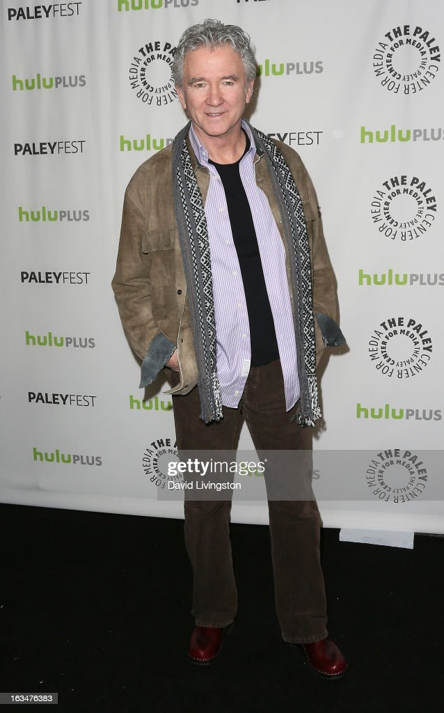 Actor Patrick Duffy attends The Paley Center For Media's PaleyFest 2013 honoring 'Dallas' at the Saban Theatre on March 10, 2013 in Beverly Hills, California.