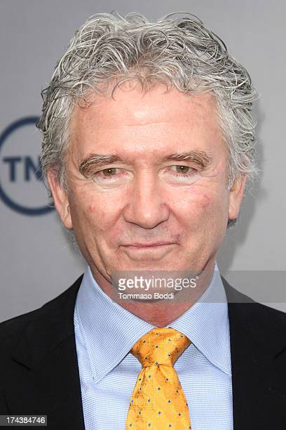 Actor Patrick Duffy attends the Television Critic Association's summer press tour TNT's 25th anniversary party held at The Beverly Hilton Hotel on...
