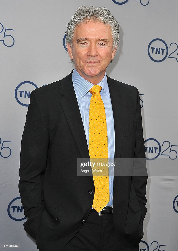 Actor <a gi-track='captionPersonalityLinkClicked' href=/galleries/search?phrase=Patrick+Duffy&family=editorial&specificpeople=224536 ng-click='$event.stopPropagation()'>Patrick Duffy</a> attends TNT's 25th Anniversary Partyat The Beverly Hilton Hotel on July 24, 2013 in Beverly Hills, California.