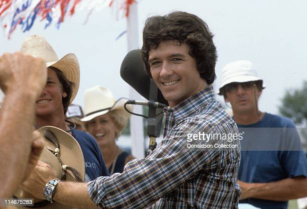 Actor Patrick Duffy poses for a portrait in 1979 in Los Angeles California