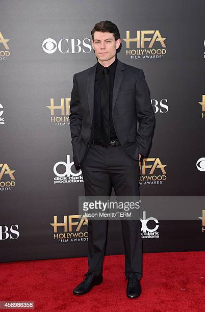 Actor Patrick Fugit attends the 18th Annual Hollywood Film Awards at The Palladium on November 14 2014 in Hollywood California