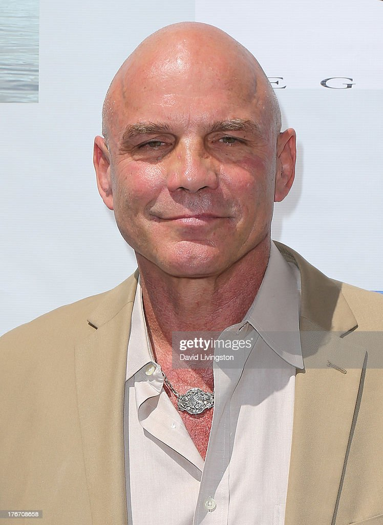 Actor Patrick Kilpatrick attends the 'Free Willy' 20th Anniversary Celebration at the Egyptian Theatre on August 17, 2013 in Hollywood, California.