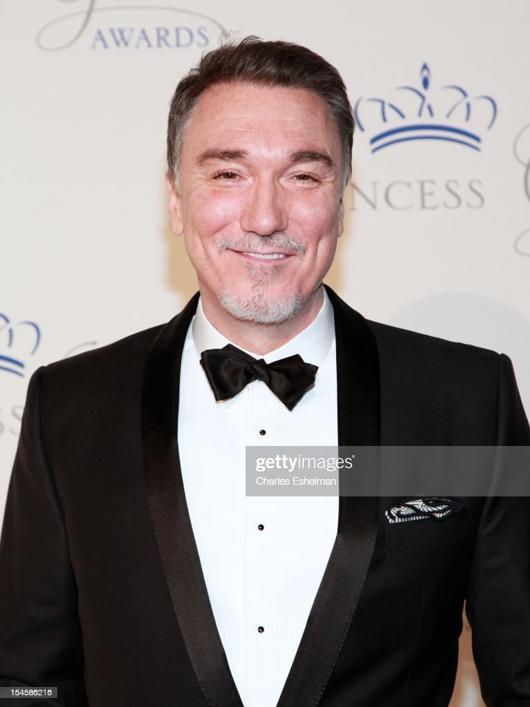 Actor Patrick Page attends 30th Anniversary Princess Grace Awards Gala at Cipriani 42nd Street on October 22, 2012 in New York City.
