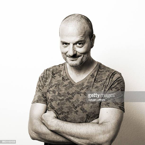 Actor Patrick Ridremont is photographed for Self Assignment on August 23 2017 in Angouleme France