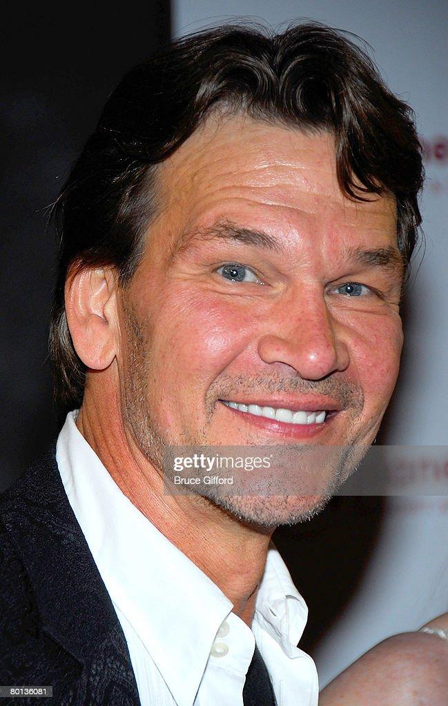 Actor Patrick S...