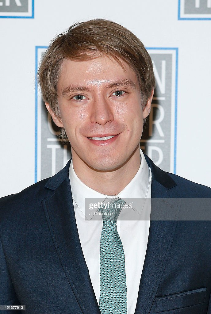 Actor Patrick Vaill attends the afterparty for the opening night of 'Shakespeare's Macbeth' at Avery Fisher Hall, Lincoln Center on November 21, 2013 in New York City.