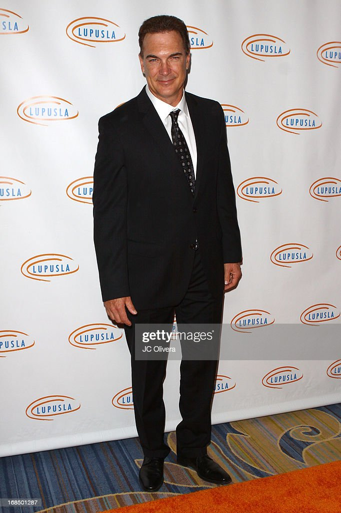 Actor <a gi-track='captionPersonalityLinkClicked' href=/galleries/search?phrase=Patrick+Warburton&family=editorial&specificpeople=228029 ng-click='$event.stopPropagation()'>Patrick Warburton</a> attends Lupus LA 13th Annual Orange Ball Gala at Regent Beverly Wilshire Hotel on May 9, 2013 in Beverly Hills, California.
