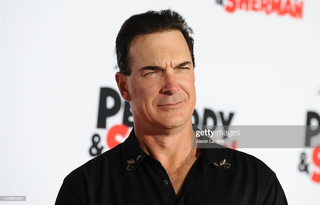 Actor Patrick Warburton attends the premiere of 'Mr Peabody Sherman' at Regency Village Theatre on March 5 2014 in Westwood California