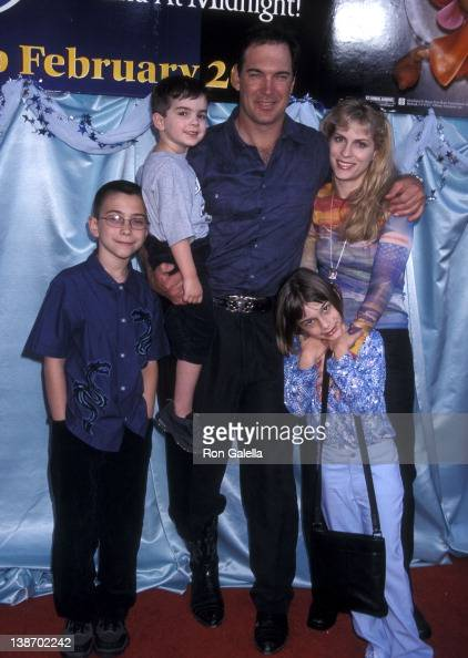 Patrick Warburton Wife Stock Photos and Pictures | Getty ...