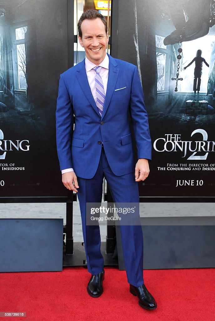 Actor Patrick Wilson arrives at the 2016 Los Angeles Film Festival - 'The Conjuring 2' Premiere at TCL Chinese Theatre IMAX on June 7, 2016 in Hollywood, California.