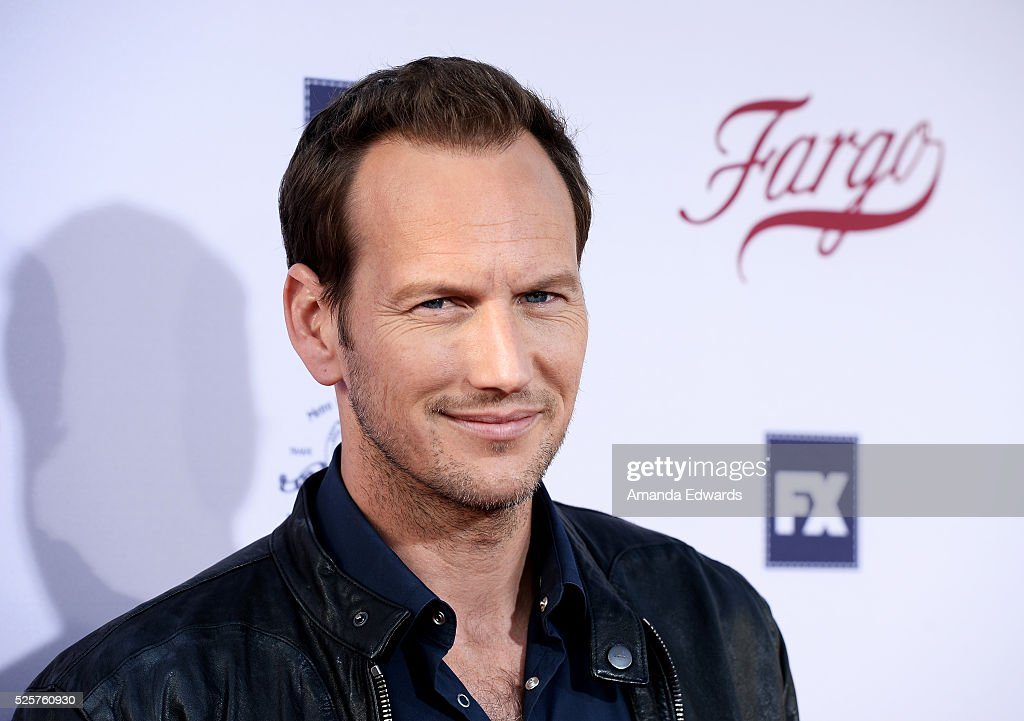 Actor <a gi-track='captionPersonalityLinkClicked' href=/galleries/search?phrase=Patrick+Wilson+-+Actor&family=editorial&specificpeople=14726270 ng-click='$event.stopPropagation()'>Patrick Wilson</a> arrives at the For Your Consideration event for FX's 'Fargo' at Paramount Pictures on April 28, 2016 in Los Angeles, California.