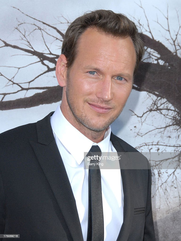 Actor <a gi-track='captionPersonalityLinkClicked' href=/galleries/search?phrase=Patrick+Wilson+-+Actor&family=editorial&specificpeople=14726270 ng-click='$event.stopPropagation()'>Patrick Wilson</a> arrives at the Los Angeles Premiere 'The Conjuring' at ArcLight Cinemas Cinerama Dome on July 15, 2013 in Hollywood, California.