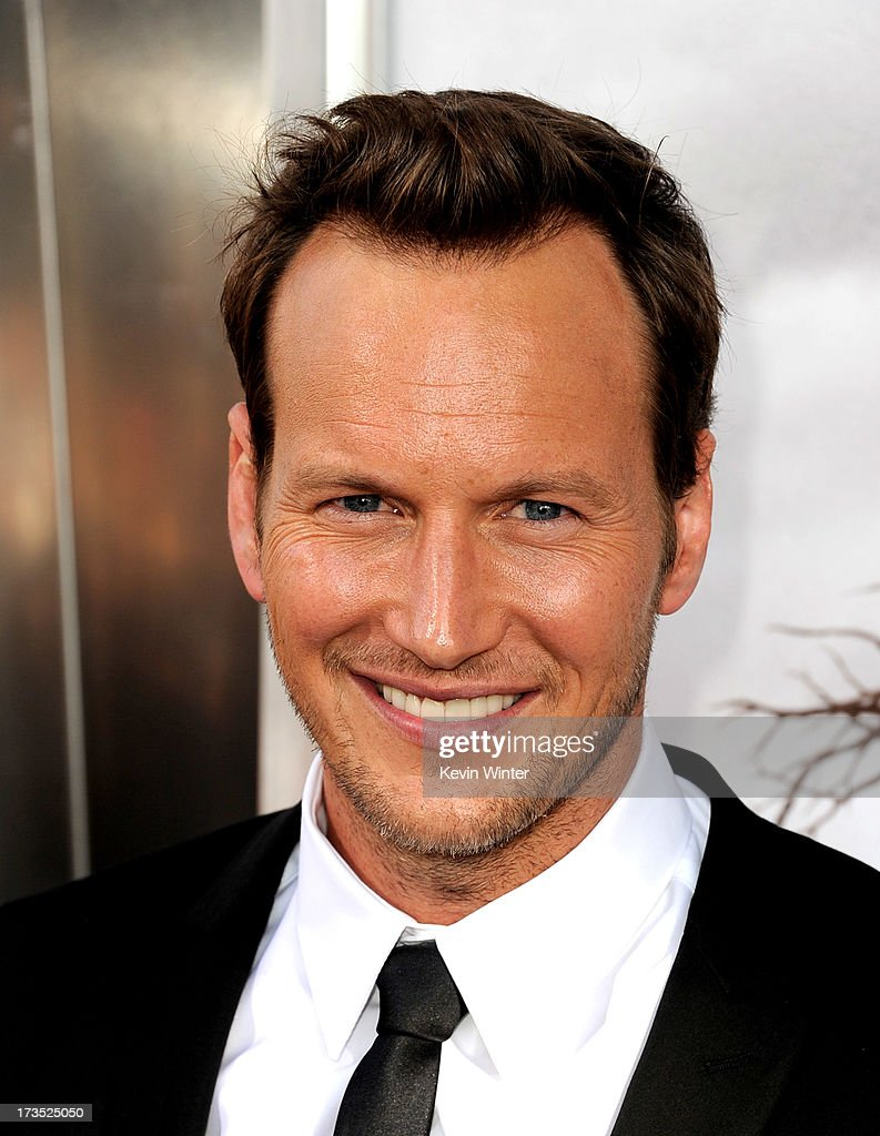 Actor Patrick Wilson arrives at the premiere of Warner Bros. 'The Conjuring' at the Cinerama Dome on July 15, 2013 in Los Angeles, California.