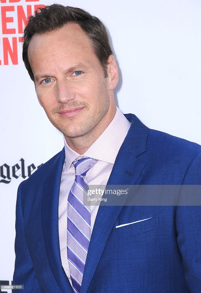 Actor <a gi-track='captionPersonalityLinkClicked' href=/galleries/search?phrase=Patrick+Wilson+-+Actor&family=editorial&specificpeople=14726270 ng-click='$event.stopPropagation()'>Patrick Wilson</a> attends 2016 Los Angeles Film Festival 'The Conjuring 2' premiere at TCL Chinese Theatre IMAX on June 7, 2016 in Hollywood, California.