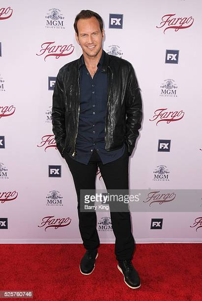 Actor Patrick Wilson attends 'For Your Consideration' event for FX's 'Fargo' at Paramount Pictures on April 28 2016 in Los Angeles California