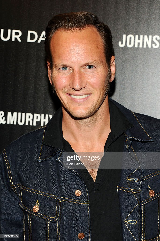 Actor <a gi-track='captionPersonalityLinkClicked' href=/galleries/search?phrase=Patrick+Wilson+-+Actor&family=editorial&specificpeople=14726270 ng-click='$event.stopPropagation()'>Patrick Wilson</a> attends The Cinema Society and Johnston & Murphy host a screening of Sony Pictures Classics' 'Kill Your Darlings' at the Paris Theatre on September 30, 2013 in New York City.