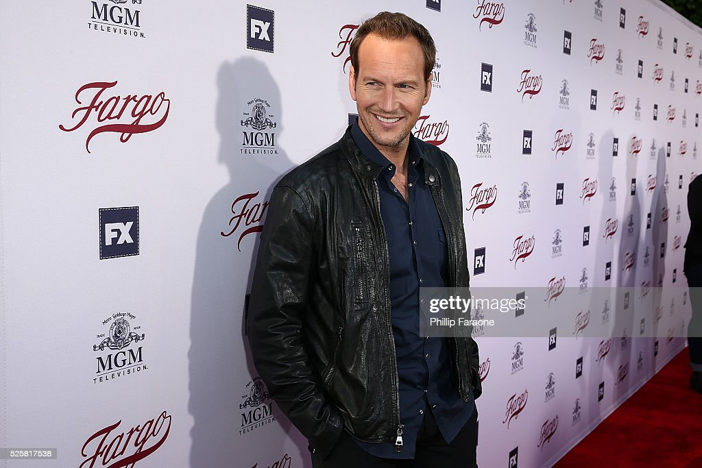 Actor <a gi-track='captionPersonalityLinkClicked' href=/galleries/search?phrase=Patrick+Wilson+-+Acteur&family=editorial&specificpeople=14726270 ng-click='$event.stopPropagation()'>Patrick Wilson</a> attends the For Your Consideration event for FX's 'Fargo' at Paramount Pictures on April 28, 2016 in Los Angeles, California.