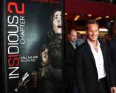 Actor Patrick Wilson attends the premiere of FilmDistrict's 'Insidious Chapter 2' on September 10 2013 in Universal City California