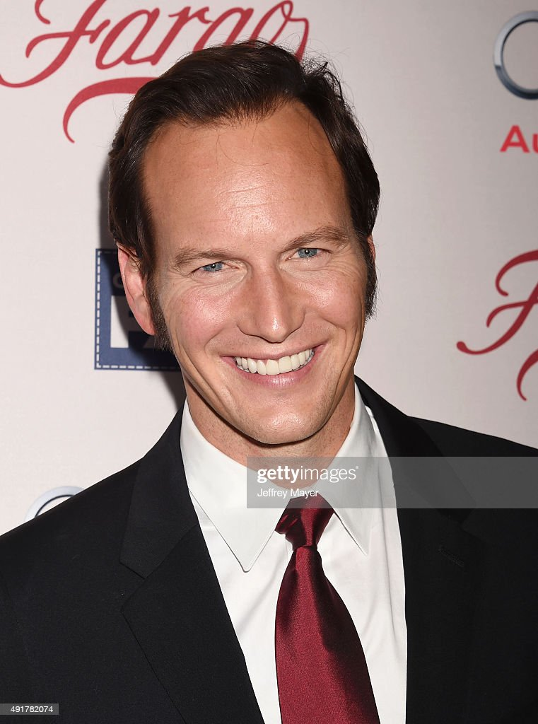Actor <a gi-track='captionPersonalityLinkClicked' href=/galleries/search?phrase=Patrick+Wilson+-+Ator&family=editorial&specificpeople=14726270 ng-click='$event.stopPropagation()'>Patrick Wilson</a> attends the premiere of FX's 'Fargo' Season 2 held at ArcLight Cinemas on October 7, 2015 in Hollywood, California.