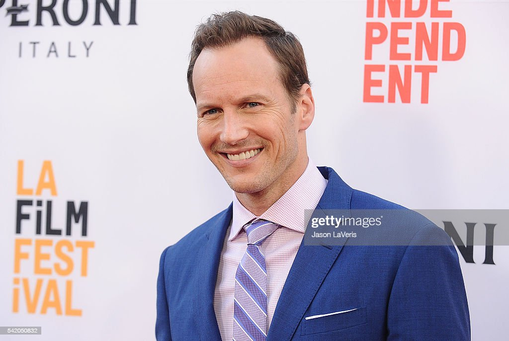 Actor <a gi-track='captionPersonalityLinkClicked' href=/galleries/search?phrase=Patrick+Wilson+-+Actor&family=editorial&specificpeople=14726270 ng-click='$event.stopPropagation()'>Patrick Wilson</a> attends the premiere of 'The Conjuring 2' at the 2016 Los Angeles Film Festival at TCL Chinese Theatre IMAX on June 7, 2016 in Hollywood, California.