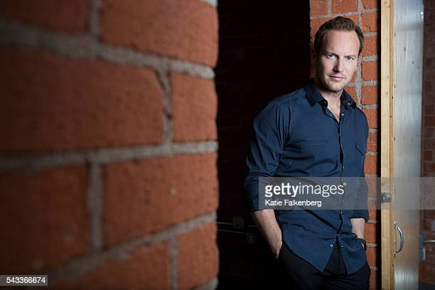 Actor Patrick Wilson is photographed for Los Angeles Times on April 28 2016 in Los Angeles California PUBLISHED IMAGE CREDIT MUST READ Katie...