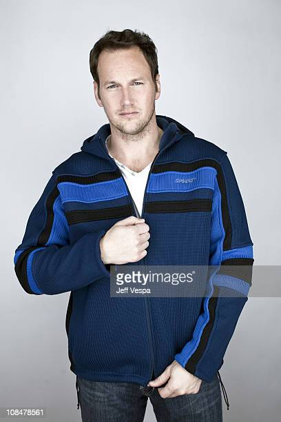Actor Patrick Wilson poses at a portrait session at the 2011 Sundance Film Festival in Park City Utah on January 24 2011