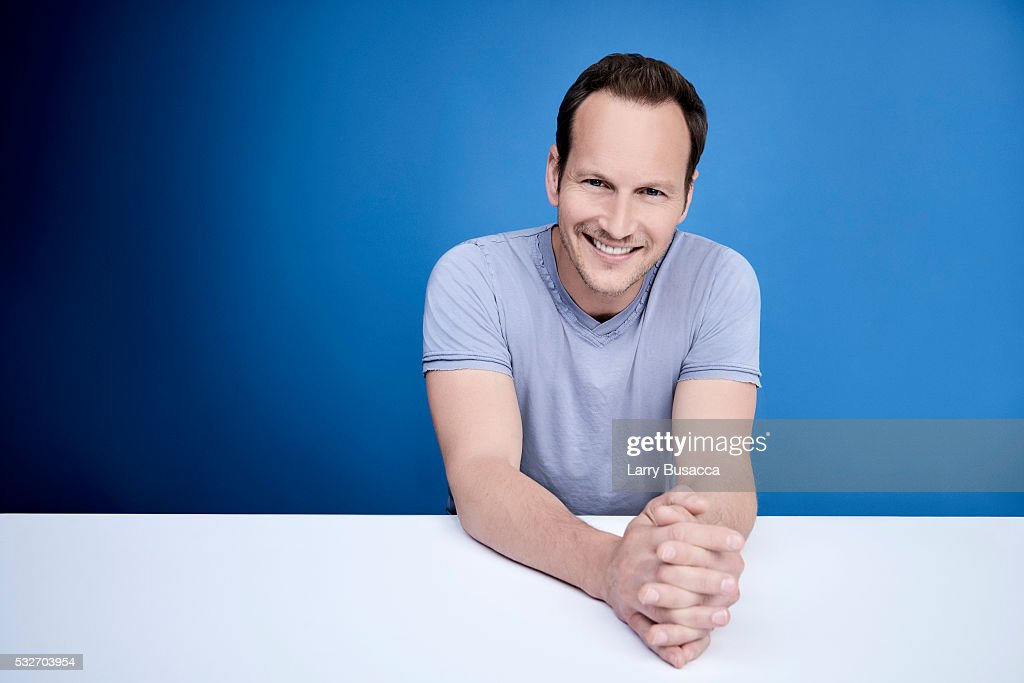 Actor <a gi-track='captionPersonalityLinkClicked' href=/galleries/search?phrase=Patrick+Wilson+-+Attore&family=editorial&specificpeople=14726270 ng-click='$event.stopPropagation()'>Patrick Wilson</a> poses for a portrait at the Tribeca Film Festival on April 18, 2016 in New York City.